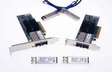 Mellanox MCX312B-XCCT CX312B ConnectX-3 EN Pro 10GbE SFP+ Dual-Port PCIe NIC