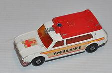 MATCHBOX Speedkings K-49 Ambulance 1974 England