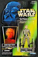 *RARE* STAR WARS Grand Moff Tarkin Kenner 1996 Hasbro POTF #60 A New Hope Rogue1