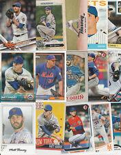 Matt Harvey 17 card lot no duplicates