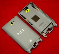 Original HTC Windows Phone 8s back cover kmaera Camera vidrio bottom Tapa batería
