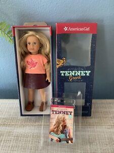 "American Girl Doll Tenney Grant MINI Doll 7"""