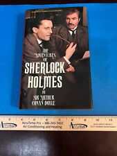 724. The Adventures If Sherlock Holmes, Sir Arthur Conan Doyle, Granada, 1984,