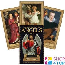INFLUENCE OF THE ANGELS TAROT CARD DECK JODY BOGINSKI BARBESSI US GAMES NEW