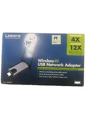 CISCO LINKSYS  Wireless-N USB Network Adapter Model #WUSB300N