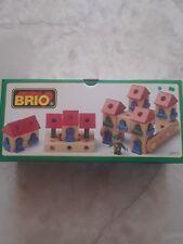 Brio wooden building kit