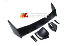 Unpainted STi Style Rear Trunk Spoiler Wing ABS for 2015+ Subaru Impreza WRX