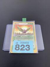 Pokémon EX Ruby & Sapphire Dustox 6/109 Holo Nintendo E-Series 2003 Grass Energy