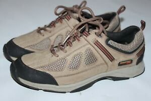 Rockport Women's Hiking Trail Shoes Brown Leather - US 7 M