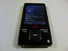 SONY WALKMAN NWZ-A828 Digital Media Player 8GB Black.Bundle.