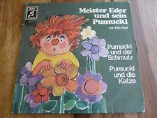 LP PUMUCKL (Folge 5+6): Pumuckl und der Schmutz / Pumuckl und die Katze