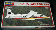 1/72 REVELL DORNIER 228-100 HOLIDAY EXPRESS OR MILITARY (w/AFTERMARKET DECALS)
