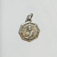 Vintage St Theresedel Enfant Jesus PPN, Metal Catholic Medal, Charm
