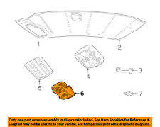 FORD OEM Interior-Roof-Lens F1TZ13783A