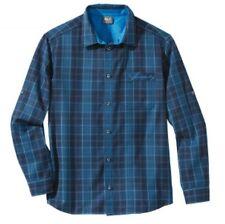 JACK WOLFSKIN Lynnwood shirt Men, gr. S, flanell-funktionshemd pour hommes