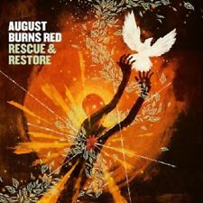 AUGUST BURNS RED - RESCUE & RESTORE  CD NEU