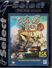 MAN OF WAR II CHAINS OF COMMAND - BIG BOX ITA SIGILLATO PC CD-ROM. RARO!