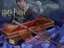 Harry Potter Wizard Wand In Ollivanders Box Noble Collection Gift Prop