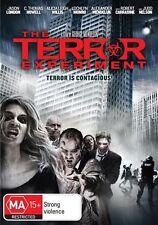 The Terror Experiment (DVD, 2012) BRAND NEW REGION 4