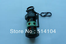 M84  M-84  Dummy Smoke Grenade Shape Lighters Windproof Lighter Model Toys GREEN