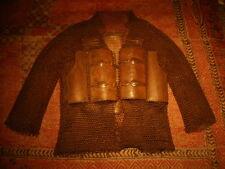 Ancienne Cotte de Maille Indo Perse ( deccani chain mail coat , armour , India )