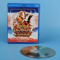 Blazing Saddles Blu-Ray - Mel Brooks - Bilingual - GUARANTEED