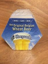 Hoegaarden Belgian Wheat Beer Coasters - Coaster -125 Pack - $19.95 & Free Ship.
