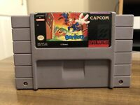 Bonkers - Authentic SNES Super Nintendo Game Tested  Cartridge Pins Cleaned