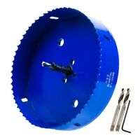 6 Inch 152 Mm Hole Saw Blade for Cornhole Boards/Corn Hole Drilling Cutter X7A8