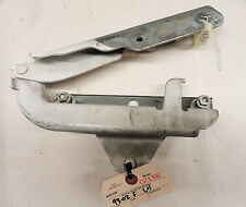93-02 Firebird Trans Am Hood Hinge LH WHITE USED 02156