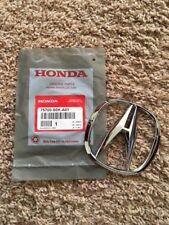 """New OEM Acura 04-06 MDX, 02-06 TL, 03-04 RL Front Grille """"A"""" Emblem Badge S0K"""