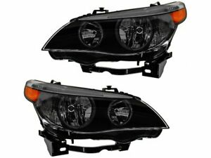 For 2006-2007 BMW 530xi Headlight Assembly Set 63971CY Headlight Assembly