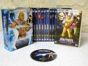 LES MAÎTRES DE L'UNIVERS : INTEGRALE 6 COFFRETS, 24 DVD, 130 EPISODES, VF