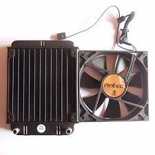 120mm Water Cooling Radiator with Antec 3 Speed Fan Liquid Cooler Heat Sink W48