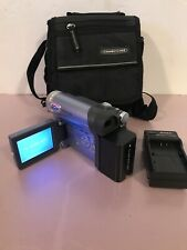 Panasonic Pv-Gs9 MiniDv Camcorder 20x Optical 800x Digital Zoom Video Transfer