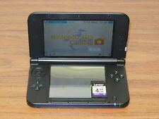 Nintendo 3DS XL Red & Black Handheld System w/ GAMES FREE SHIPPING!