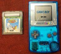 Nintendo Game Boy Color Handheld Game Console REFURBISHED TONY HAWK INC