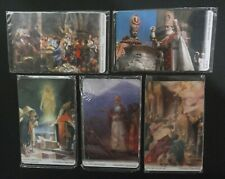 ARMENIA(chip) - set of 5 cards, 1700 years Christianity in Armenia ARMEN TEL/OTE