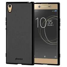 Pudding Soft TPU Skin Case for Sony Xperia XA1 Ultra - Black