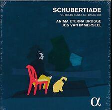 Anima Eterna Brugge Jos Van Immerseel Schubertiade CD NEW 4-disc