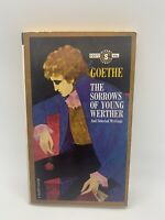 The Sorrows of Young Werther Goethe 1962 Signet Classic PB Book Novel