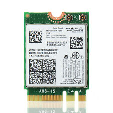 Dual Band Intel Wireless-AC 7260 WiFi+BT 4.0 CARD For Lenovo T440 T440S UK
