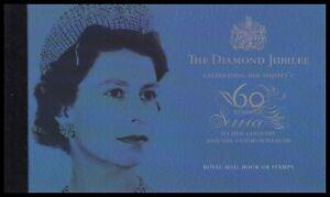 2012 GB The Diamond Jubilee DY4 Prestige Booklet Complete