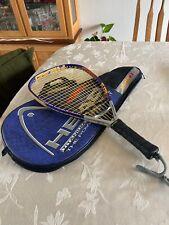 Head Ti.170 pz+ Titanium Racquetball Racquet 3 7/8 Grip