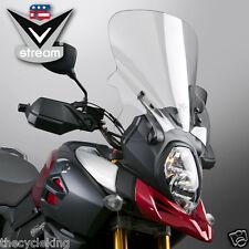 2014-2015 Suzuki VStrom DL 1000 - National Cycle VStream Touring Windshield