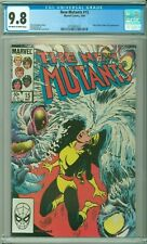 NEW MUTANTS 15 CGC 9.8 WP NEW CGC CASE MARVEL Comics 1984