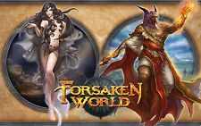 Forsaken World Bonus Code Owlie Pet Companion (Key MMORPG Guild Wars 2 Online)