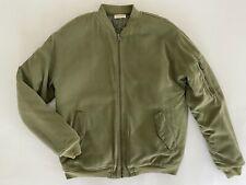 American Vintage Green Bomber Jacket
