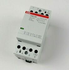 ABB   Installationsschütz   ESB25-40N   230V   24VAC/DC   12VAC/DC  Instaschütz