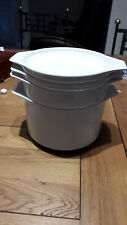 """Cocotte et 3 """"assiettes poelons""""  THOMAS Flammfest  - Made in Germany"""